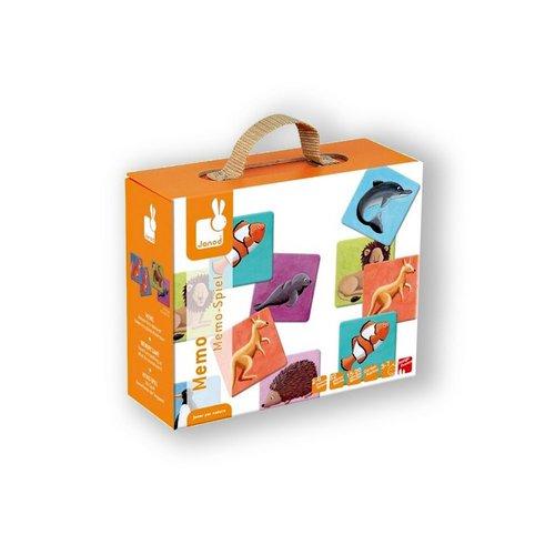 Toys & Games Janod Memonimo