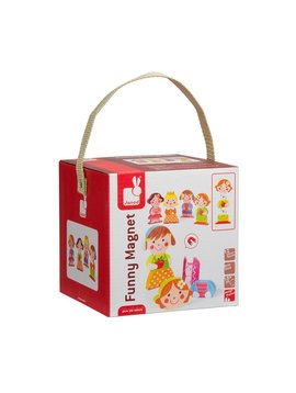 Toys & Games Janod Baby Doll Magnets
