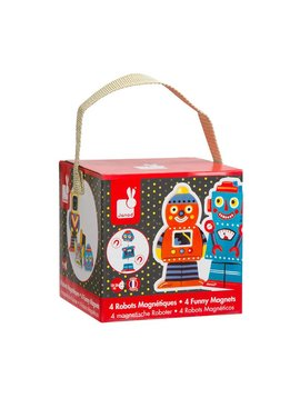 Toys & Games Janod Robot Magnets