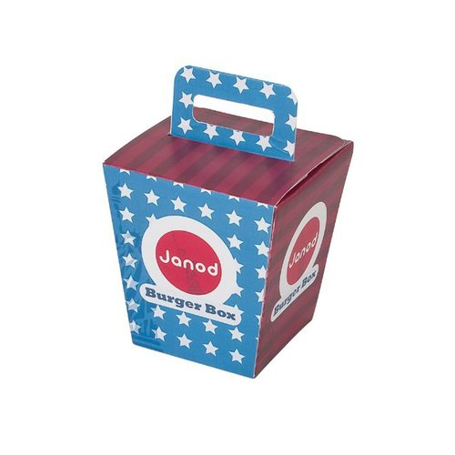 Toys & Games Janod Burger Box Play Set