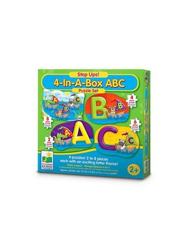 Toys & Games The Learning Journey Step-Ups (4 in a Box)