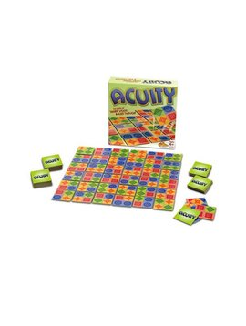 Toys & Games AWARD WINNING! Acuity Game of Sharp Vision & Keen Thought!
