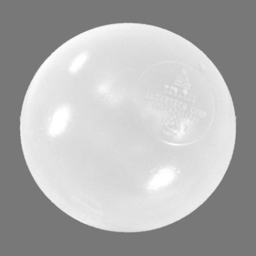 "Special Order 3 1/8"" Clear Anti-Microbial Ball Pool Balls (500 Per Carton)"