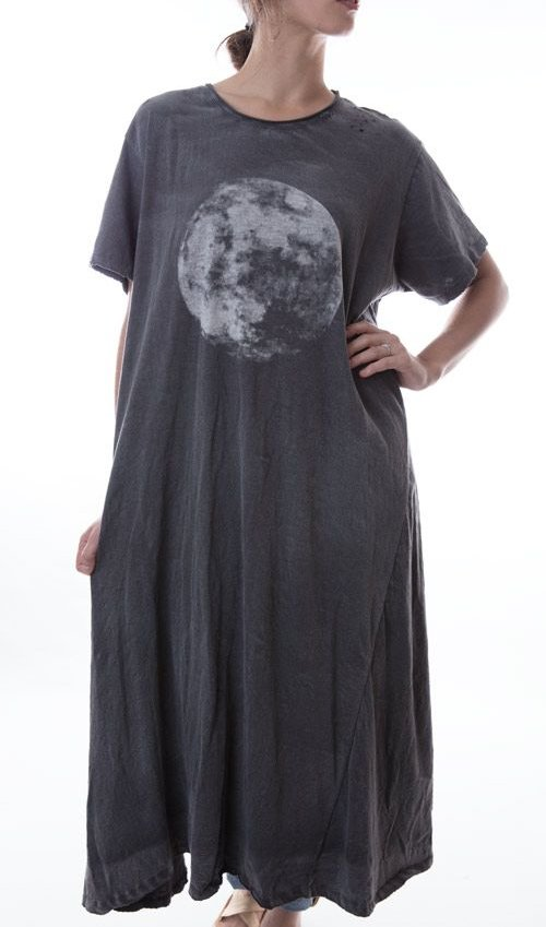 Cotton Moon T Dress - Magnolia Pearl