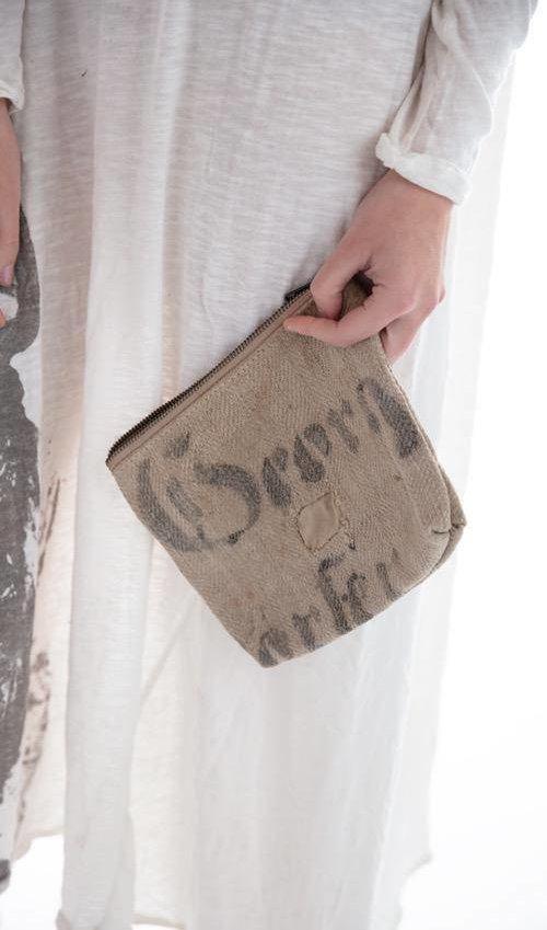 Antique Grain Sack, Magnolia Pearl