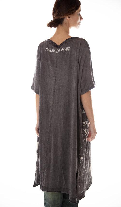 Cotton Jersey Galileo Beau T Dress, Magnolia Pearl