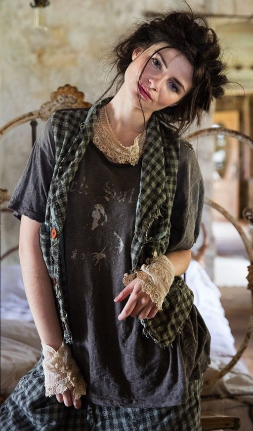 Woven Cotton Fagin Vest with Cotton Twill Lining, Magnolia Pearl