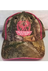 Rack Stacker Pink\Camo Solid Back Hat