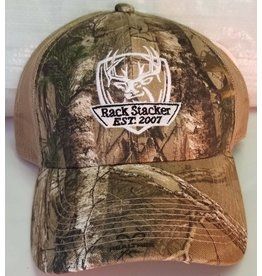 Rack Stacker Camo Mesh Back Hat