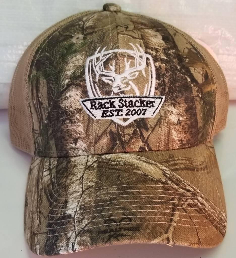 Rack Stacker Camo Mesh Back Hat