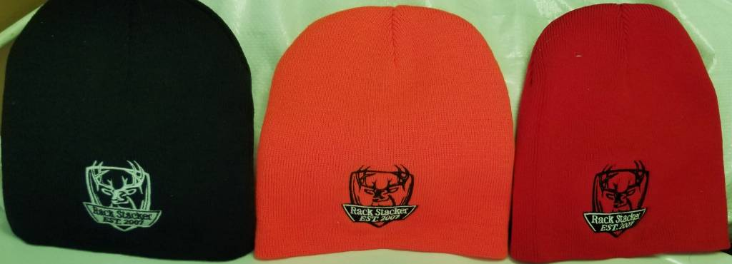 Rack Stacker Black\Orange\Red Toque