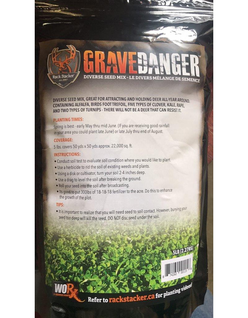 Rack Stacker Grave Danger 5lb