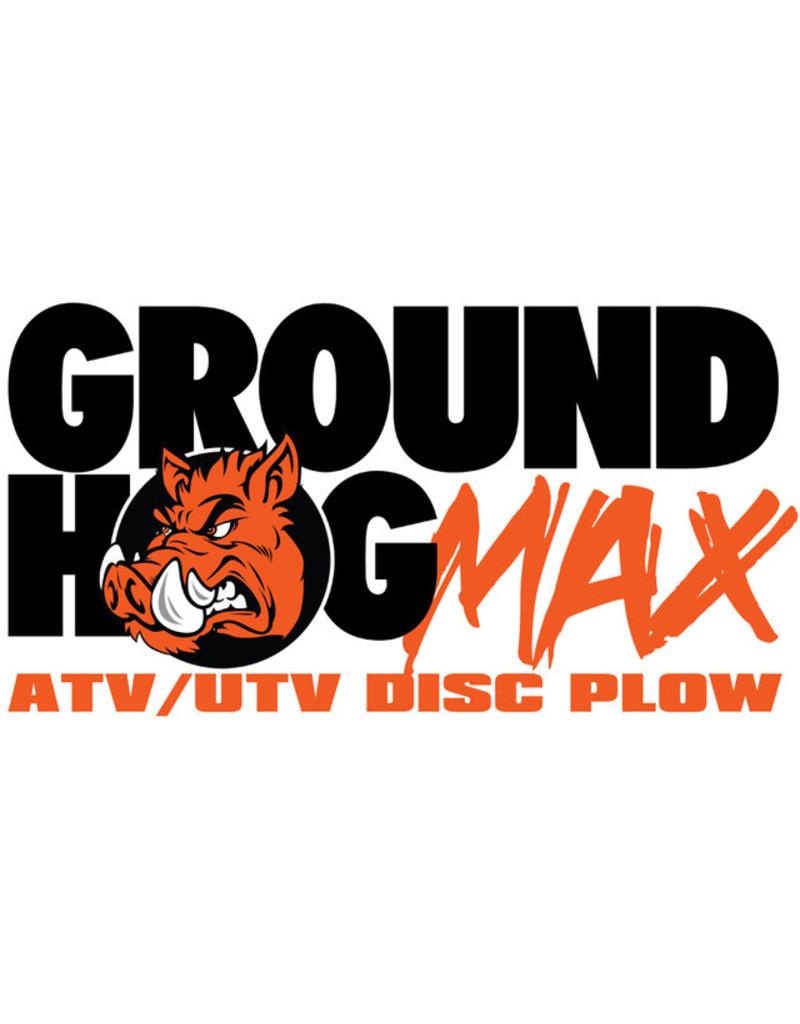Groundhog Max KIT ATV/UTV Disc
