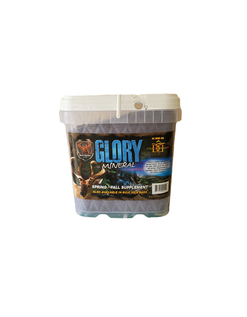 Rack Stacker Glory Mineral Attractant 20 lbs