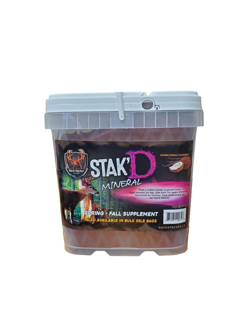 Rack Stacker Stak'D Mineral 20 lb.