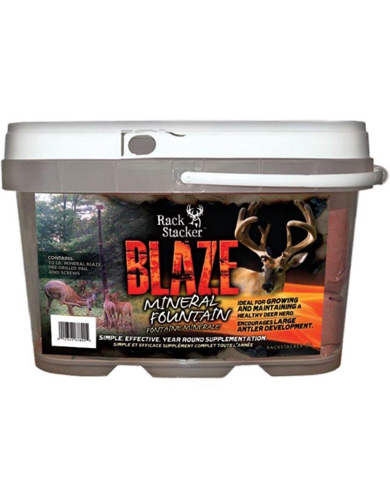 Rack Stacker Mineral Fountain Blaze 10 lb (pail)