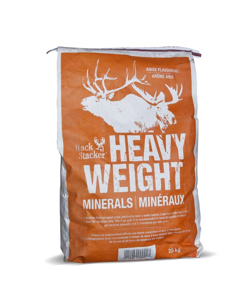 Rack Stacker Heavy Weight Mineral 50lb