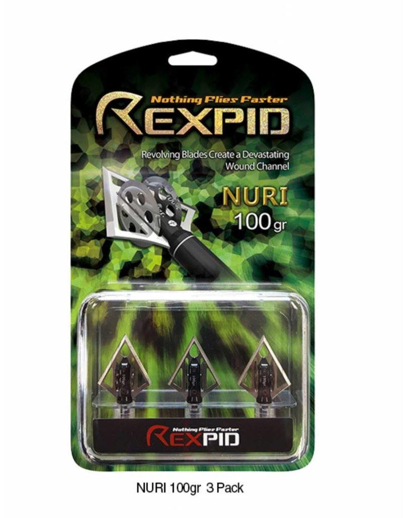 Rexpid Nuri 100gr - 3pk.