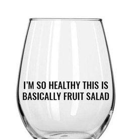 Fruit Salad Glass