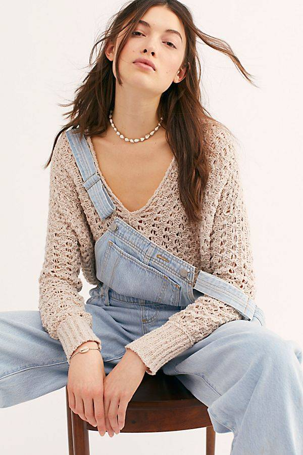 Free People Best Of You Sweater