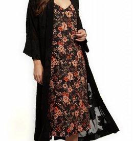 Self Belted Kimono