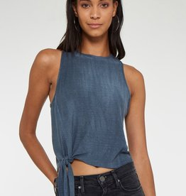 Project Social T Valentina Side Tie Tank