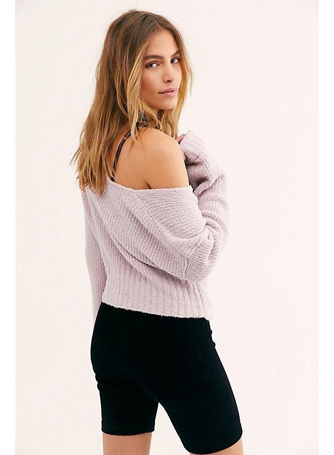 Sensual Wrap Sweater