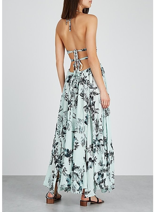 Lille Printed Maxi