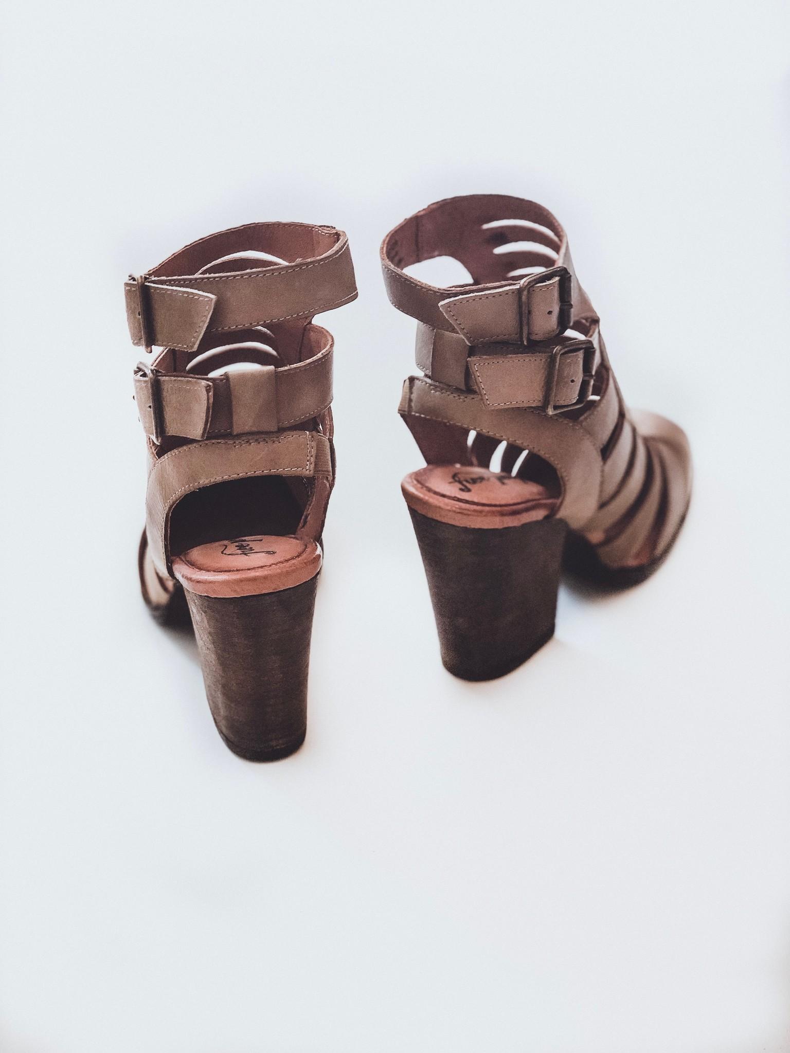 Free People Hayes Heel Boot