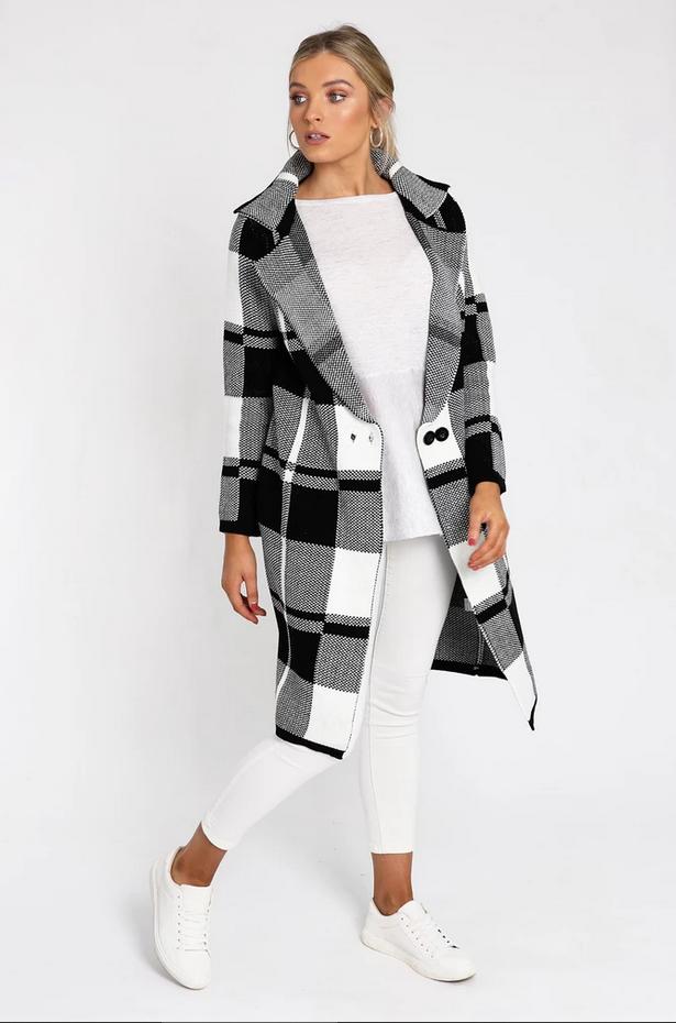 Madison The Label Brixton Coat