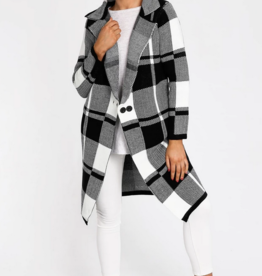 Madison The Label Brixton Coat