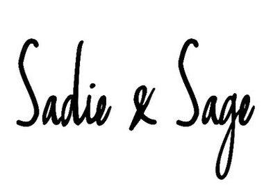 Sadie and Sage