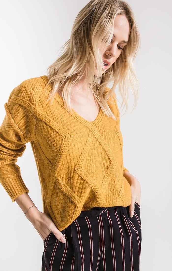 Rag Poets Williamsburg Sweater