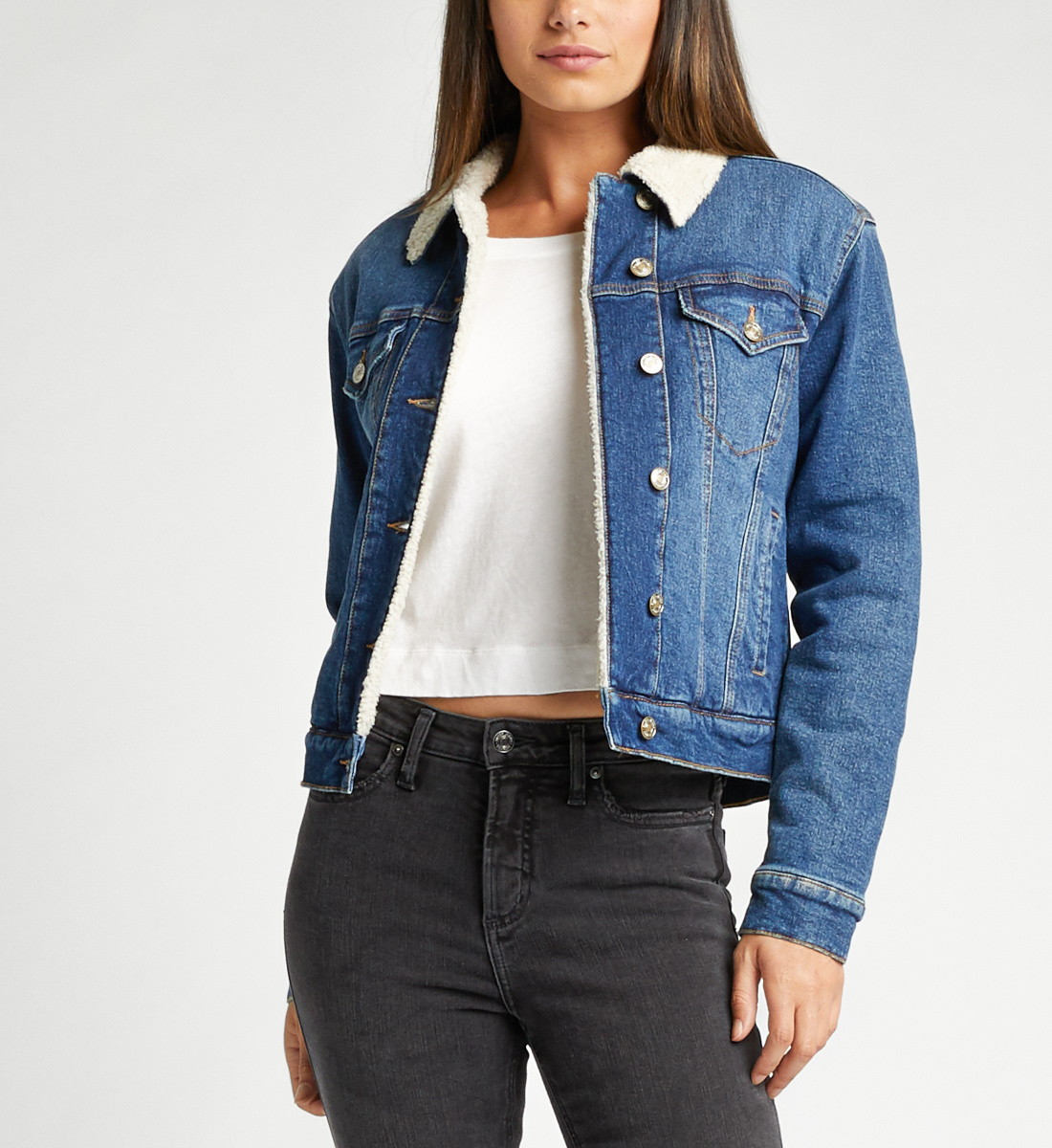 Silver Jeans - For Us Selena Jacket
