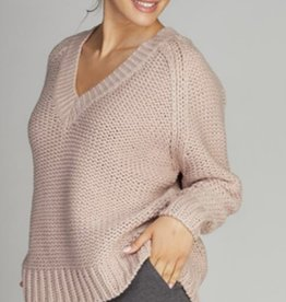 CM Chunky Knit Pullover