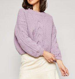 Sadie and Sage Azalea Crop Sweater