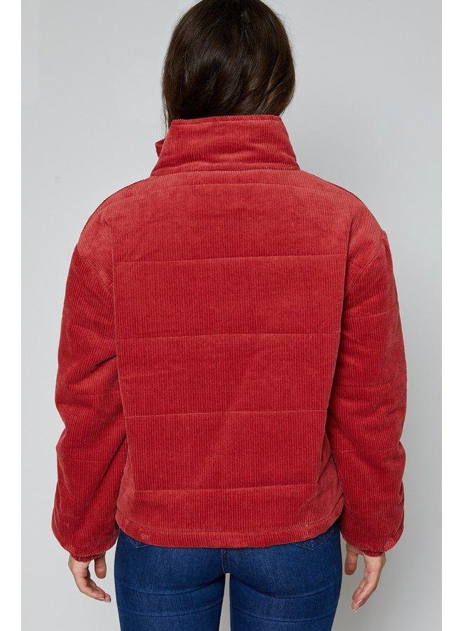 Bang Bang Corduroy Down Jacket