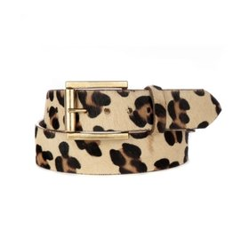 Brave Leather Leysa Leopard