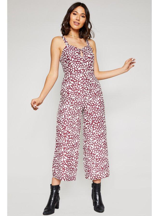 Cheeky Cheetah Jumpsuit