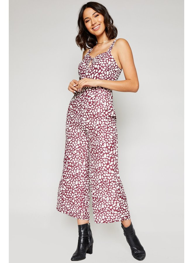 Cheeky Cheetah Jumpsuit