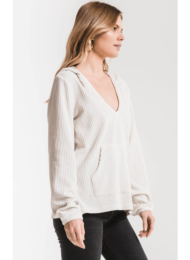 Wide Wale Cord Pullover