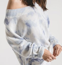 Rag Poets Rimini Tie-Dye Sweater