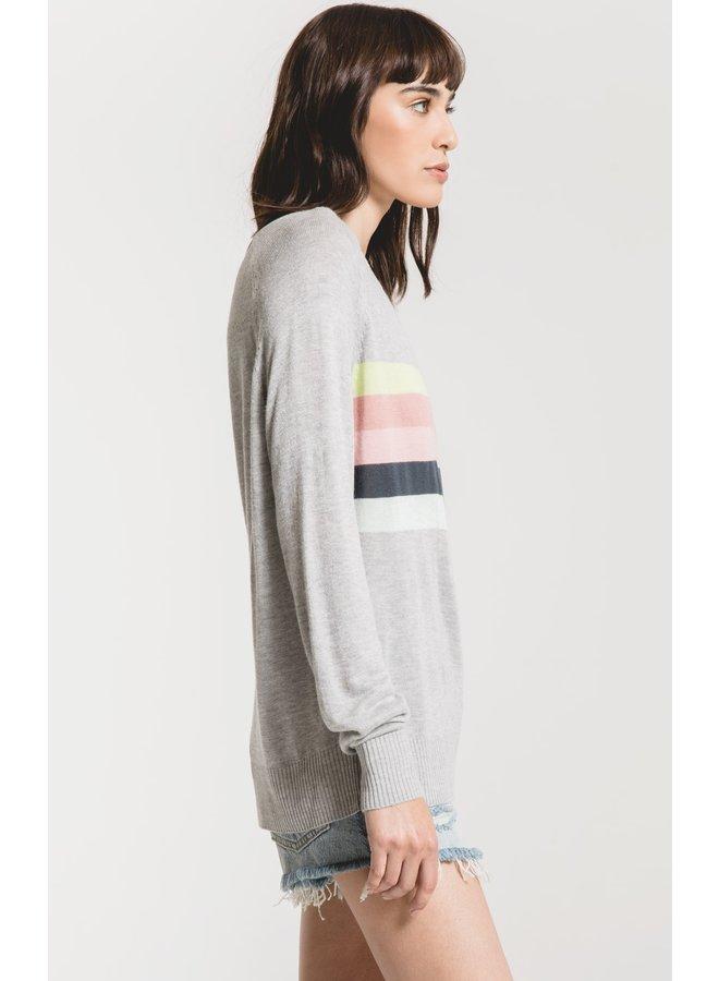Salerno Stripe Sweater