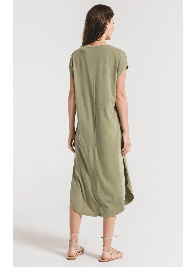 Leira Midi Dress