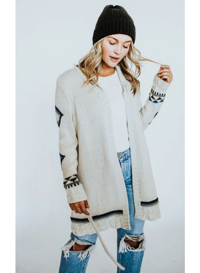 Eagle Robe Cardigan