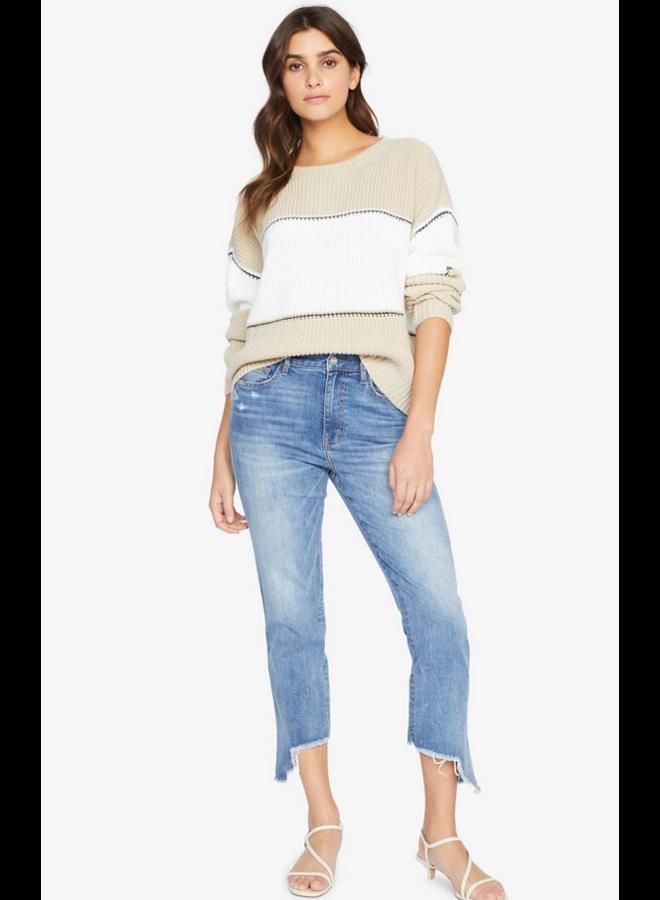 Billie Colorblock Sweater