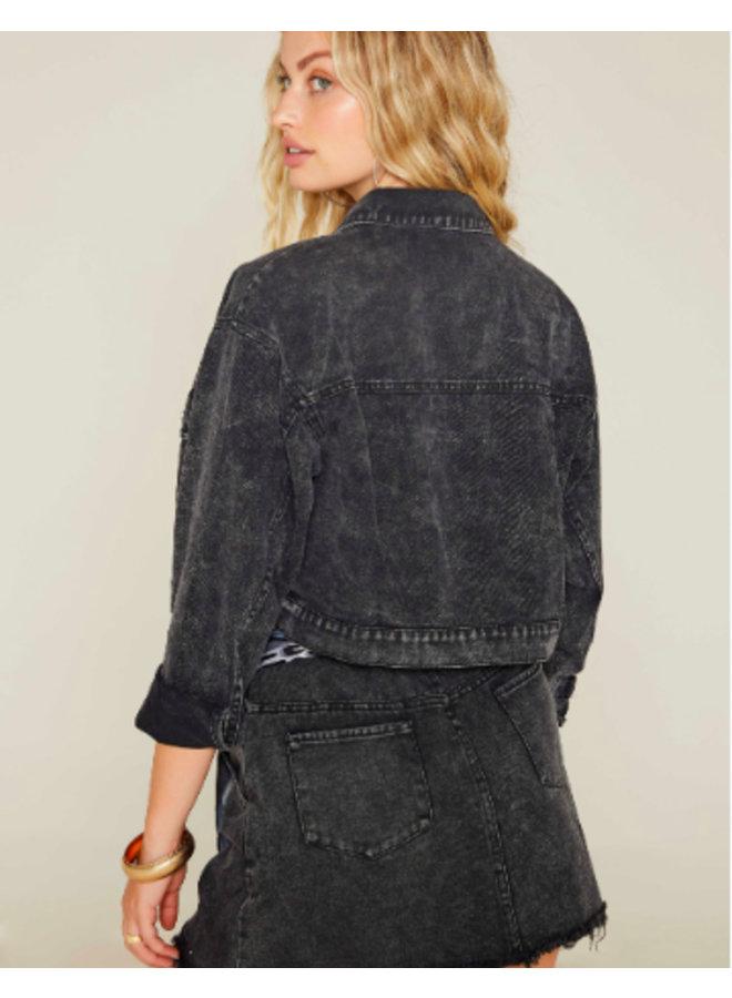Real Love Denim Jacket