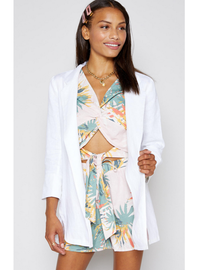 Come Ashore Linen Jacket