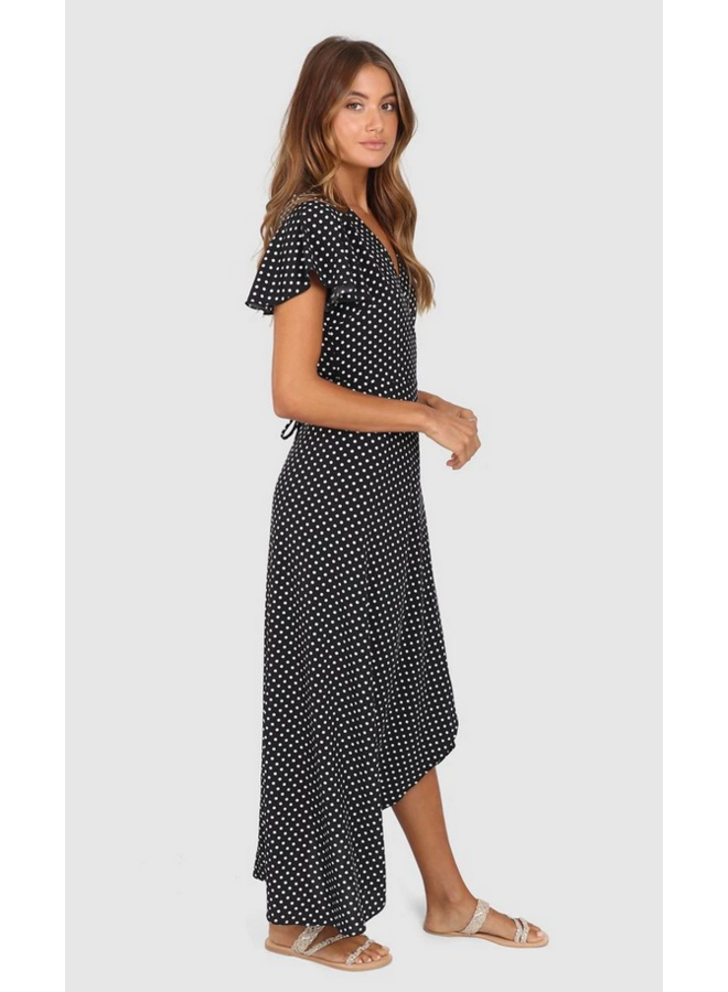 Sophia Spot Dress