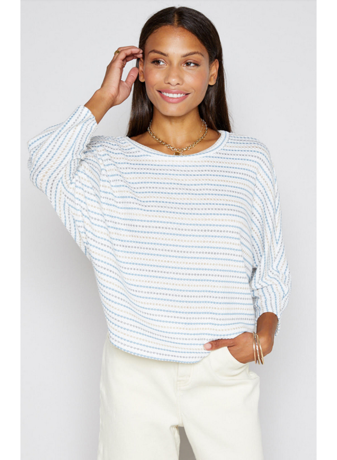 Good Vibrations Knit Top